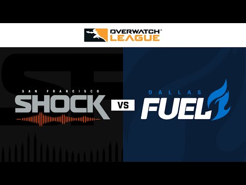 Dallas Fuel vs San Francisco Shock vod