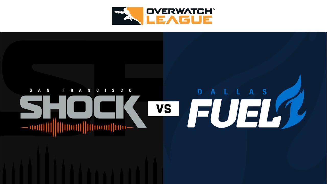 San Francisco Shock vs Dallas Fuel  Overwatch League 2020 Season Opening Weekend   Day 2 thumbnail