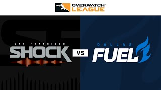 San Francisco Shock vs Dallas Fuel |Overwatch League 2020 Season Opening Weekend | Day 2