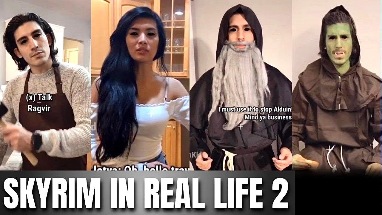 Skyrim in Real Life (Season 2)