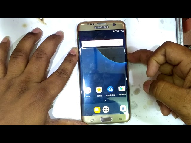 Part-1 || Galaxy S7 Edge 7.0, 7.1.0 bypass google verify latest security patch
