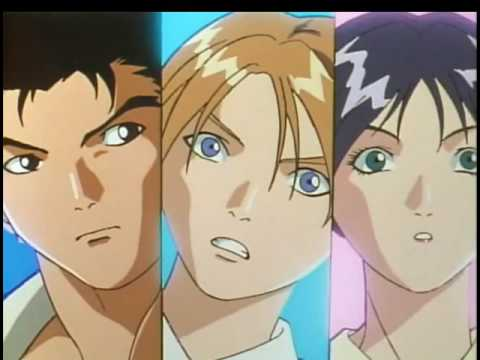 Virtua Fighter Anime Episode 29