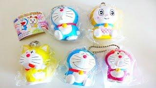 Doraemon Squeeze Squishy Capsule Toy
