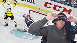 PLAYING NHL 17 WITH A BLINDFOLD