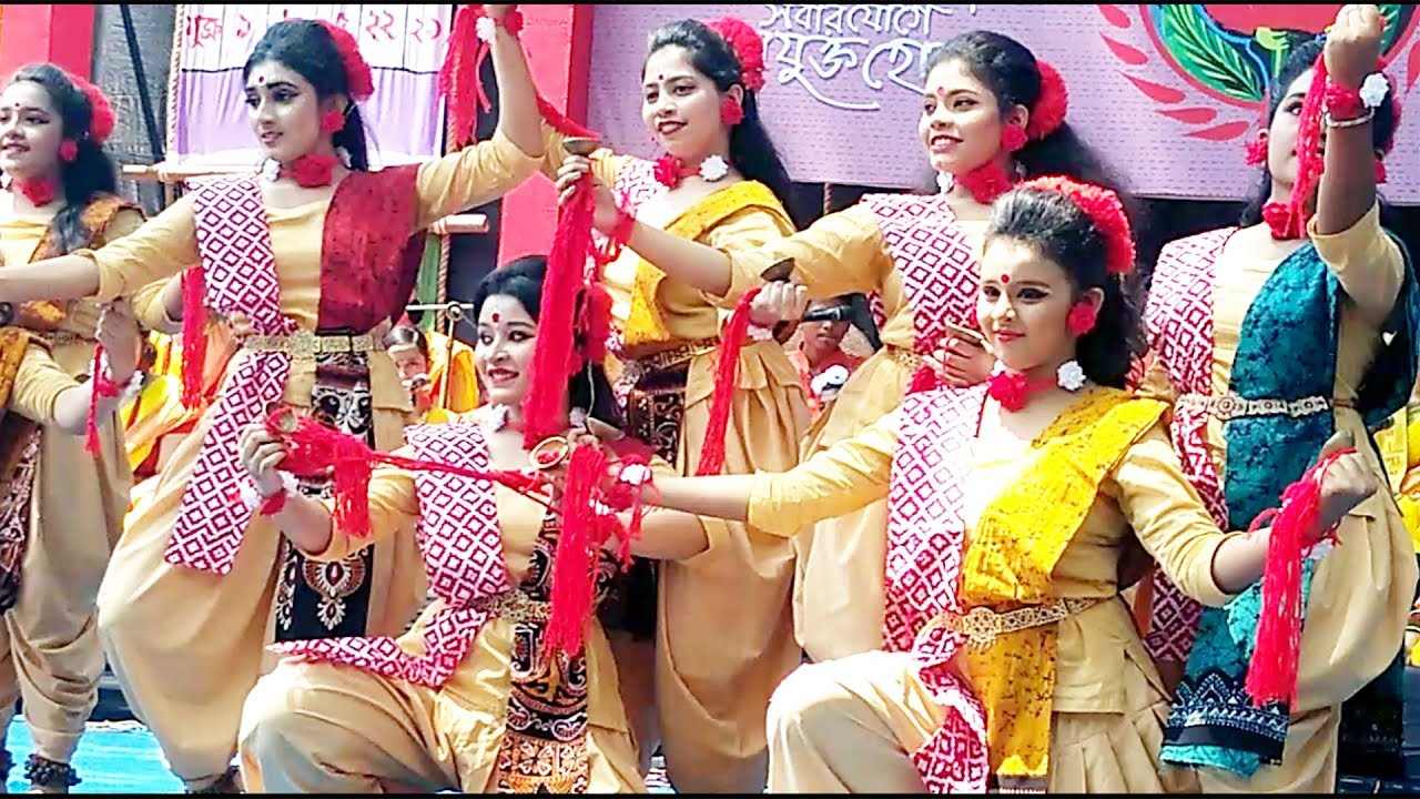 New Bangla song dance Full_HD | Pohela Boishakh