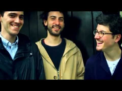 Elliot Galvin Trio 'Hurdy-Gurdy' from Punch (Official Video)