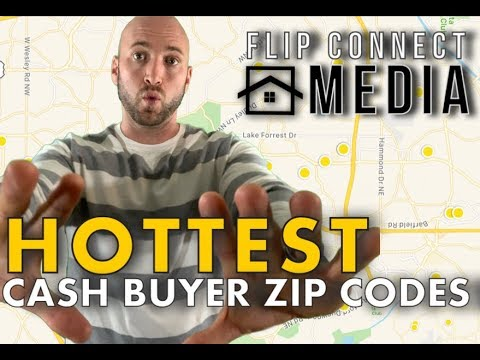 How To Locate Hottest Cash Buyer Zip Codes In Any Market For FREE | Wholesaling Real Estate