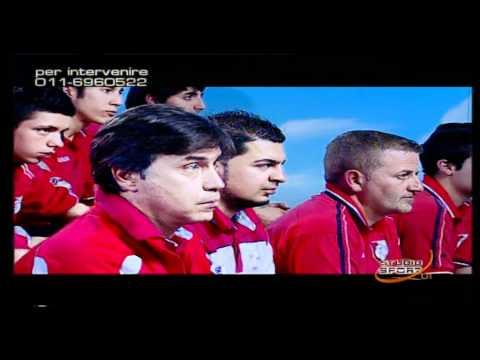 Qui studio sport del 17-03-2012. Presentazione del Football Mappano 2004