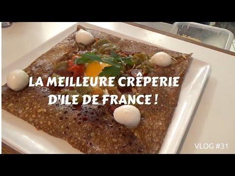 La Meilleure Crêperie D Ile De France - VLOG #31