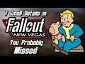 7 Small Details In Fallout New Vegas You Probably Missed mp3