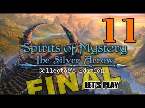 Spirits of Mystery 4: The Silver Arrow CE [11] w/YourGibs - WEDDING BELLS RINGING - ENDING