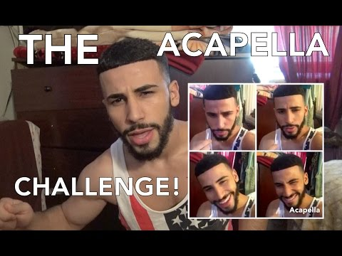 THE ACAPELLA CHALLENGE! (Adele - Hello and MORE)