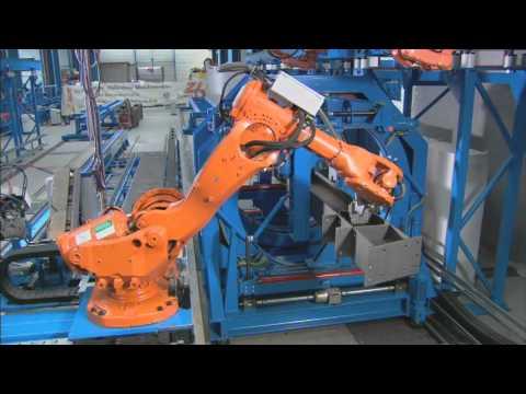 видео: zeman - сварочный робот для металлоконструкций