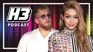 Gigi Hadid Bodyslams Jake Paul - H3 Podcast #178