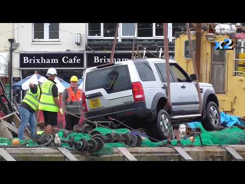 Brixham Harbour Discovery Recovery 10/09/2017