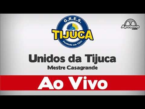 Áudio Ao Vivo - Bateria Tijuca 2018 - Desfile