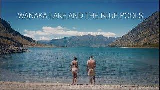 Lake Wanaka South island Blue Pools