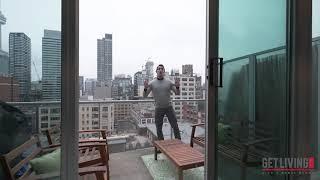 2 Storey Condo For Sale... Amazing city view