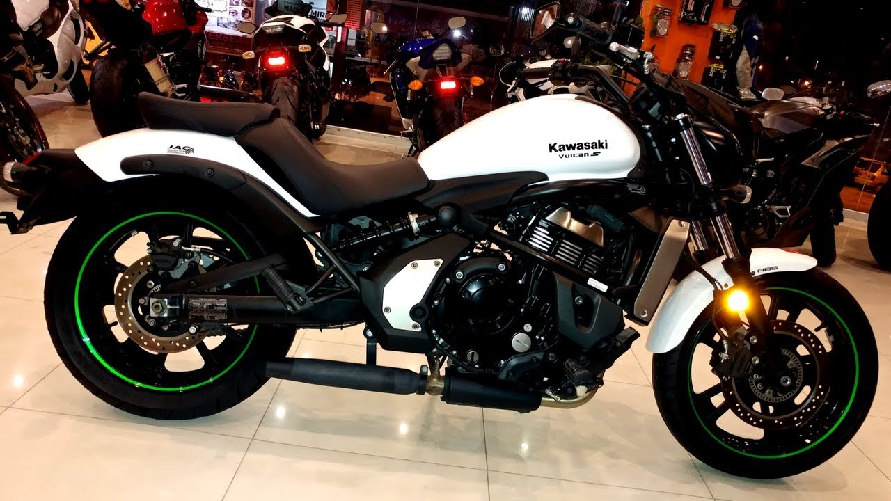 Kawasaki Vulcan S 2018 Import 650cc Special Edition Full Review