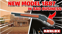 NEW UPDATE MODEL 1887, ASVAL NERF, NEW CHARM in Bad Business ROBLOX UPDATE