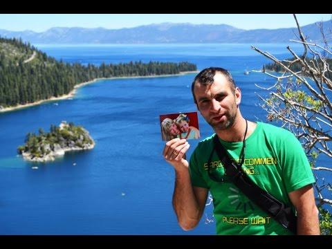 Lake Tahoe + Emerald Bay + Eagle Falls Trailhead (Nevada/California, USA) May 2014