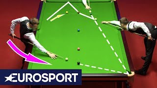 Judd Trump's Exhibition Clearance in the Final | World Snooker Championship 2019 | Eurosport