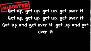 Get Over It - McBusted (Lyrics)