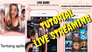 Cara Live Streaming Game di APK NonoLive Dengan Aman Dan Baik screenshot 1