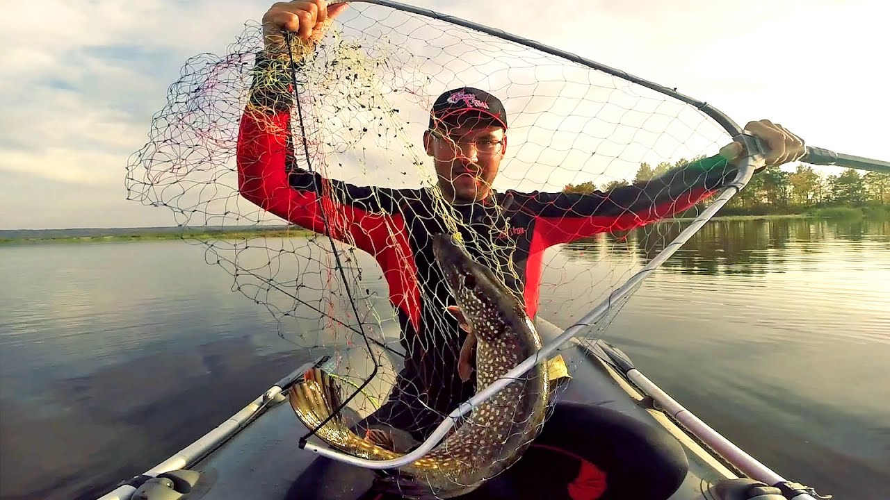 все о рыбалке. щука техника ловли