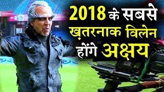 Akshay Kumar is going to Rock 2018 with his Villain Avatar