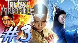 The Last Airbender (Wii) Avatar Game Walkthrough Part 3  [M. Night Shyamalan movie] 3/16