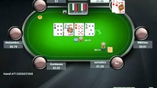 Раздача дня в школе покера PokerStarter: Два валета и вот это