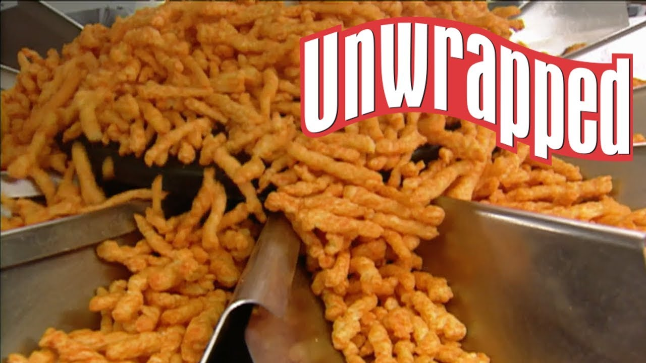 Download How Cheetos Are Made (from Unwrapped)   Unwrapped   Food Network