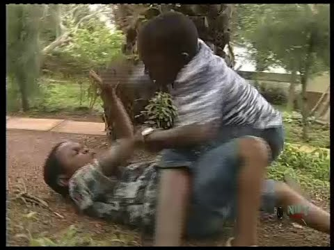 Download 2 Evil Twins - Aki & Paw-Paw 2020 Latest Nigerian Nollywood Comedy Movie Full HD