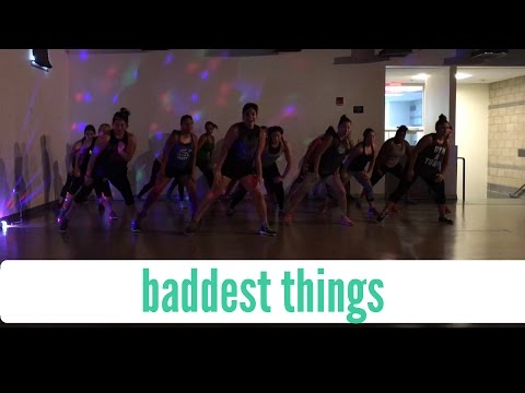 Baddest Things by Party Favor ft Bunji Garlin || Cardio Dance Party with Berns