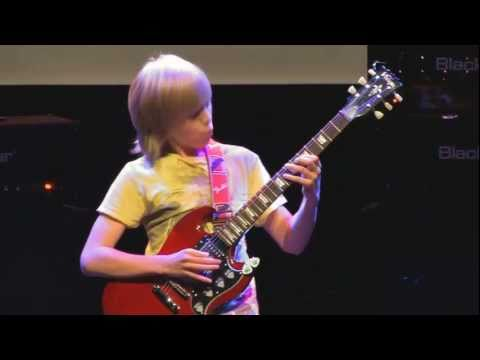 Guitarist Magazine Young Guitarist Of The Year 2011 - James Bell (HD)