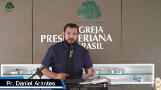 A mordomia do dízimo - Ml 3.10 - Rev. Daniel Arantes - 14/03/2021