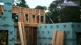 Glenview Home Exteriors Project TimeLapse   A B  Edward Ent  847 827 1605