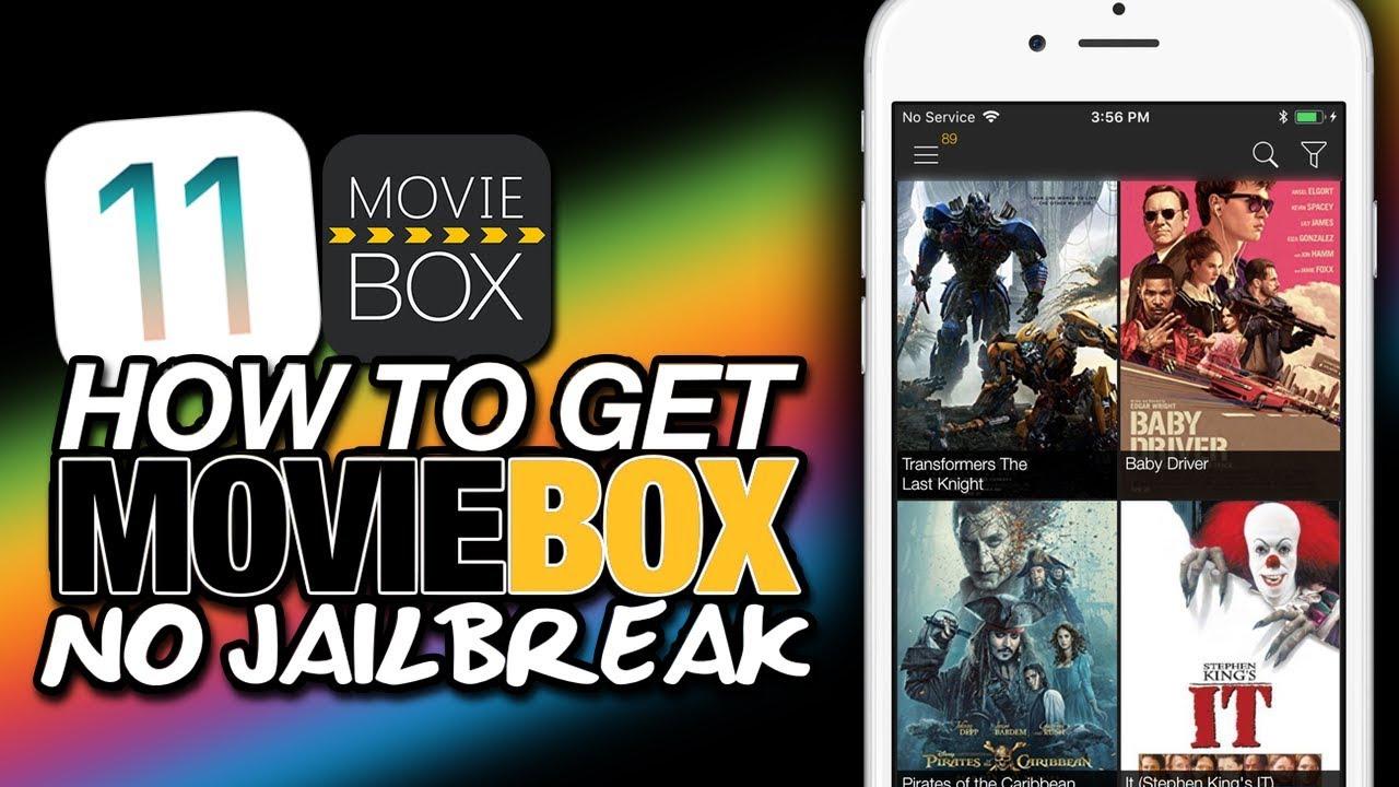 How To Get Moviebox On Ios 11 No Jailbreak With The Tweakbox App