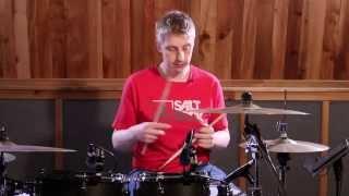 Dave Weckl Drum Lick Lesson