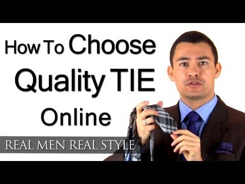 e9af16ca79e9 3 Tie Buying Tips | How To Buy A Quality Necktie Online