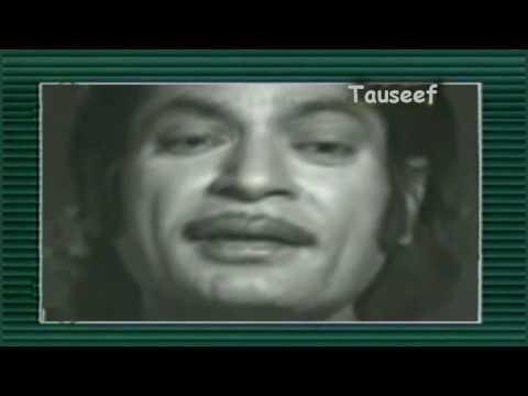Ustad Amanat Ali Khan (PTV live)  mausam badla rutt gadraaii