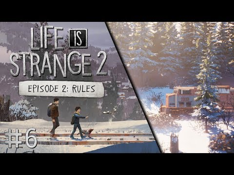 Life is Strange 2: Episode 2 | Part #6 - Departure thumbnail