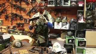 Любителям пистолетно-магазинного пейнтбола посвящается :)