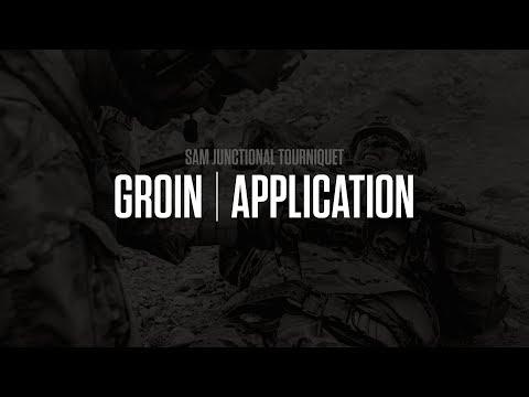 SJT Training | Groin Application | SAM Medical