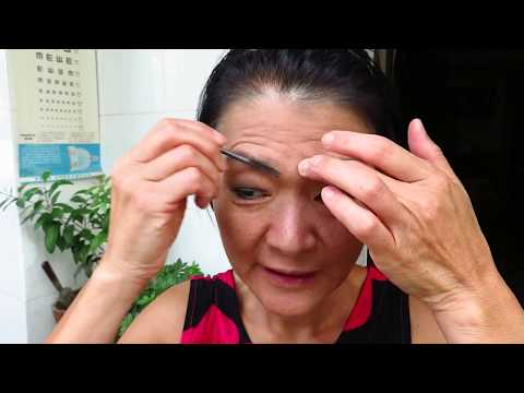 Makeup at home in Beijing 02 while chatting