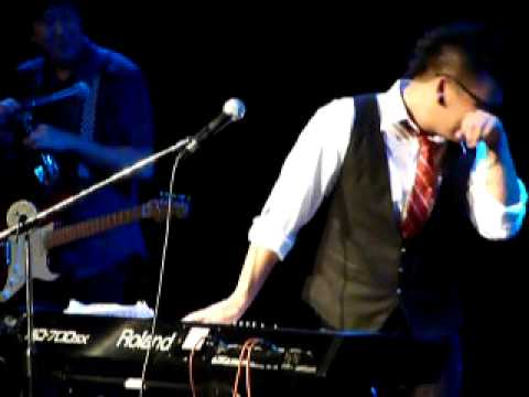AJ Rafael - When We Say (Live in Manila @ Music Museum) 1/18/2012