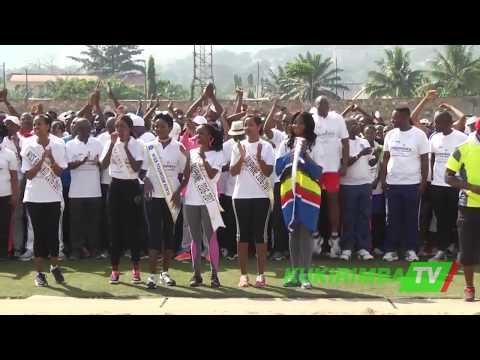 #Burundi : Mbio za amani mjini Bujumbura ( #BujumburaPeaceRun2017 )