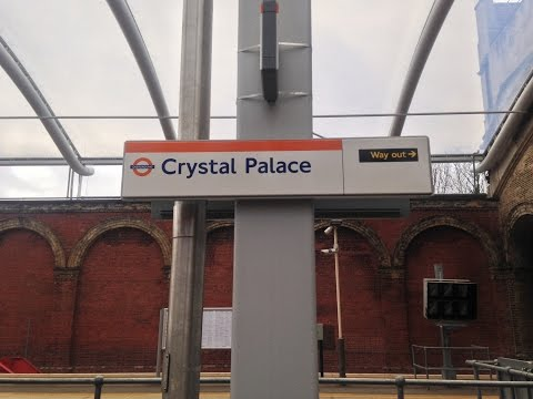 Full Journey on London Overground from Crystal Palace to Hig