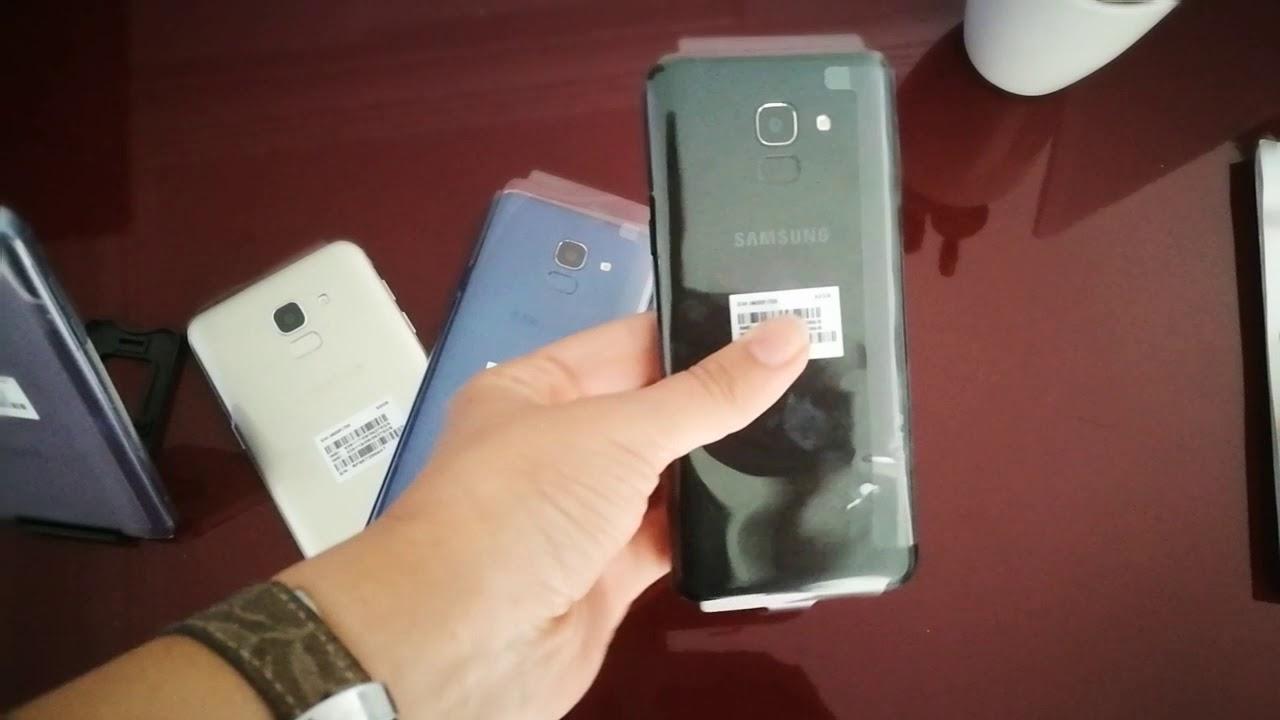 Tunisia Tech Samsung Officiel J6 Disponible Avec Les 4 Couleurs